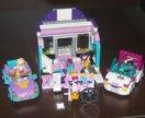 Лего Lego Friends Салон красоты