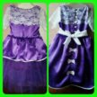 Праздничное, нарядное платье