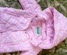 Куртка бенетон