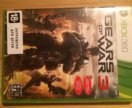 "Игра для Xbox 360 ""Gears of War 3"" оригинальная"
