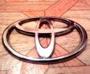 Эмблема на Тойоту