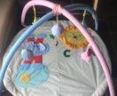 Детский развивающийся коврик Новый