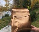 🌟Женский рюкзак -сумка из натуральной кожи🌟