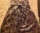 Коктейльное платье /сарафан. Бренд Nafnaf