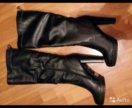 Новые сапоги зимние 40 размер