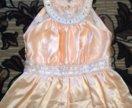 Очень красивое платье в Римском стиле.