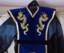 Новогодний костюм ниндзя рост 140