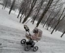 Детская коляска-люлька Zekiwa Touring De Luxe