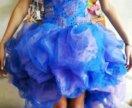 Платье праздничное, на выпускной