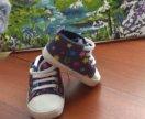 Пинетки. Кроссовки. Детская обувь