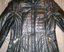 Куртка деми кожзам