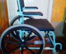 Инвалидное санитарное кресло