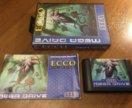 Ecco Sega Mega Drive