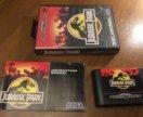 Jurassic Park Sega Mega Drive