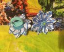 Цветочки резинки ( образец)