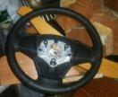 Фонари BMW X3 и новый руль