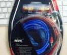 Комплект акустических проводов.