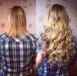 Наращивание волос‼‼‼