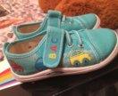 Новые детские ботиночки dummi 26 размер