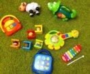 Пакет музыкальных игрушек