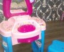 Столик парихмахера детский