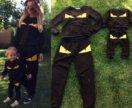 Спортивные костюмы мама дочка