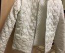 Куртка+ белый ремень для брюк в подарок!
