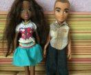Куклы Bratz+одна кукла в подарок)))