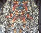 Платье от Киры Пластининой, украшенное камнями