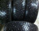 Шины зимние шипы 225/45 r17, комплект