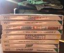 8 игр для WII