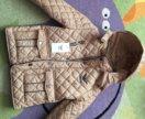 Куртка весна -осень размер 110. Новая