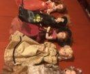 "Куклы фарфоровые "" Дамы эпохи """