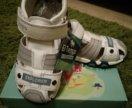 Новые сандалии El Tempo