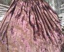 Вельветовая юба
