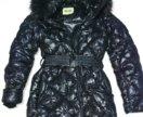 Пальто пуховик зимний новый