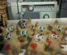 Котейки с ароматом кофе.