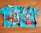 Две футболки с Тачками