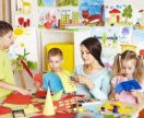 Занятие с детьми от 3 до 8 лет