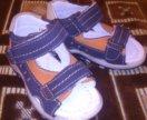 Новые сандалики на первые шаги