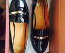 Туфли лаковые новые