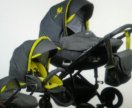 Детская коляска Tutis Zippy Pia 3в 1