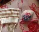 шапки ручной вязки