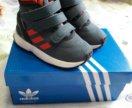 Ботиночки adidas originals утепленные