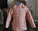 Куртка+шапка для девочки на весну/осень