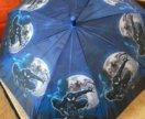 Детский зонт (спайдермен)