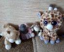 Мягкие игрушки пакетом или отдельно