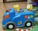 Машина полицейская детская