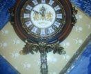 Настенные часы+подарок!!!!!!!