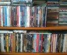 Фильмы и музыка DVD, CD, MP3.
